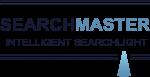 Searchmaster Lys og mørk blå uden baggrund